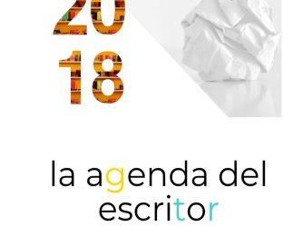 agenda del escritor 2018-1