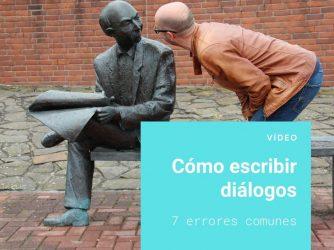 Como escribir dialogos - Errores comunes - FB